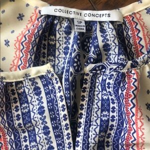 Collective Concepts Tops - 3 for $10
